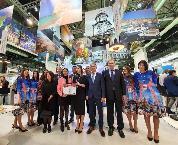 Predstavljanje hrvatske turističke ponude na sajmu FITUR u Madridu
