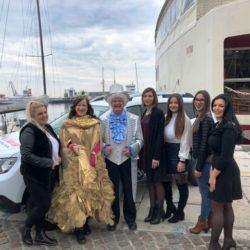 U borbi za dvadeset i petu Kraljicu Riječkog karnevala 2020. 6 kandidatkinja