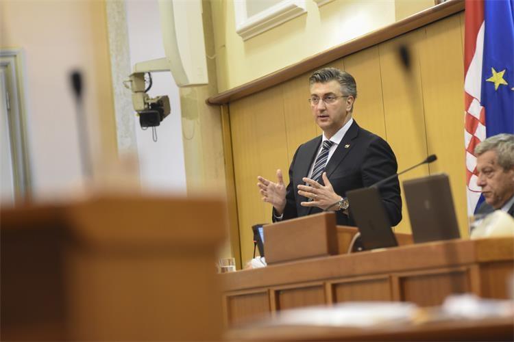 Plenković uvrijedio stranku MOST na neprihvatljiv način!