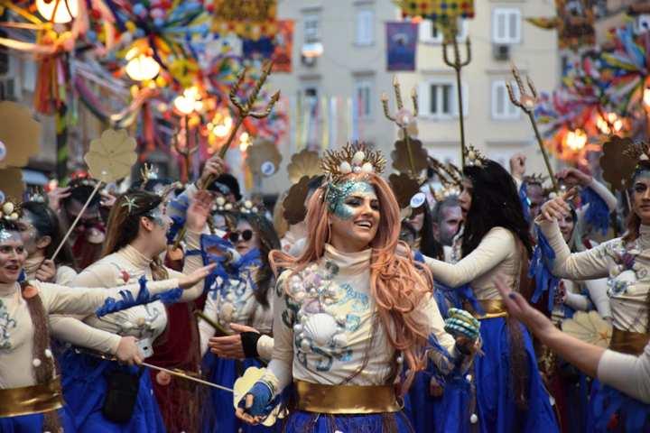 Budi što želiš, dođi na Riječki karneval!