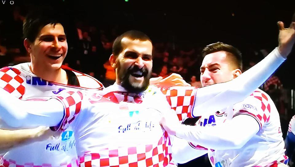 Infarktna utakmica za FINALE u kojem je HRVATSKA!!!