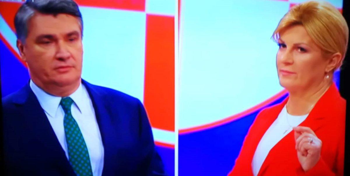Kolinda rasturila Milanovića i vjerojatno je ponovno predsjednica