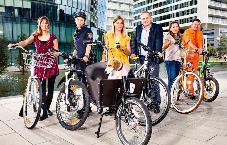 Biciklistički promet u Beču obara rekorde