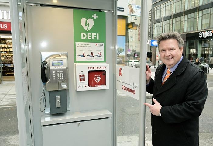 Bečke telefonske govornice spašavat će živote