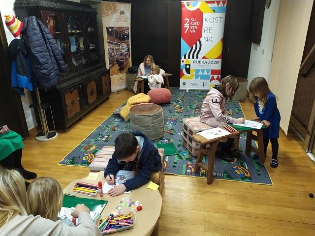 Ekološka pričaonica za djecu u susjedstvu Kostrena EPK