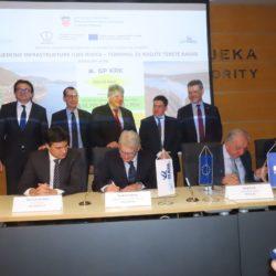 132 milijuna eura za uređenje luke Rijeka