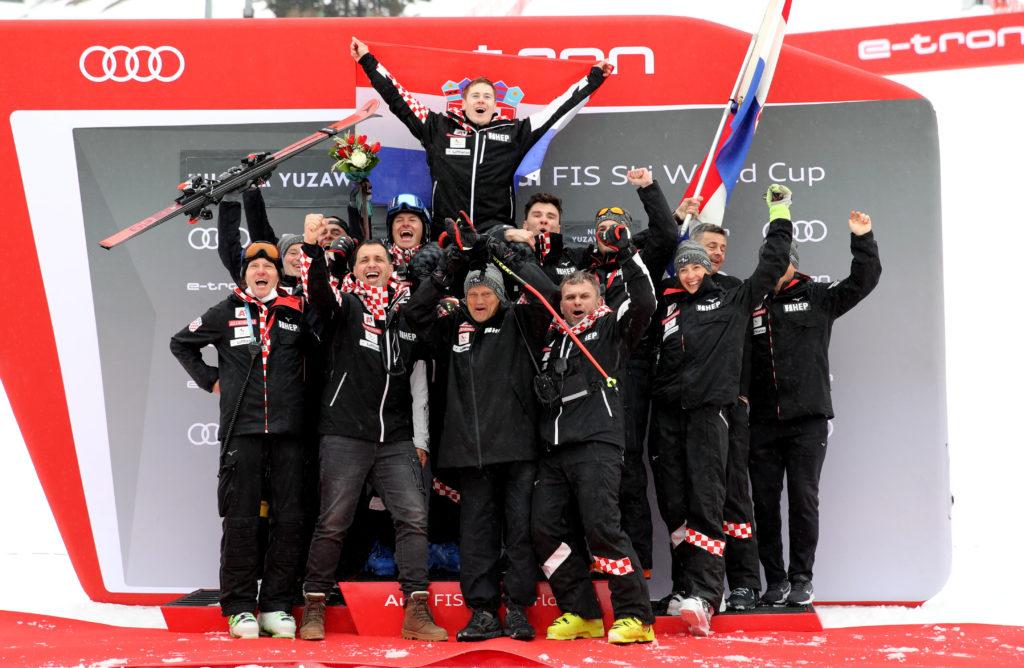 Kakva senzacija. Hrvatska opet ima pobjednika u veleslalomu!