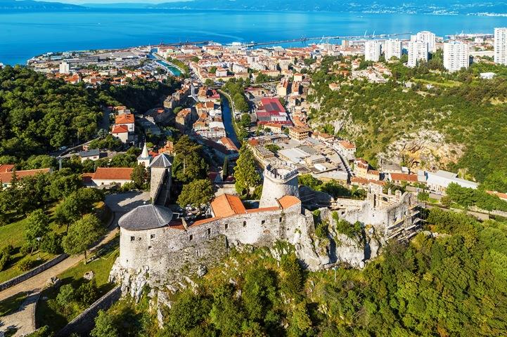 Rijeka u top 10 destinacija Hrvatske prema turističkom prometu
