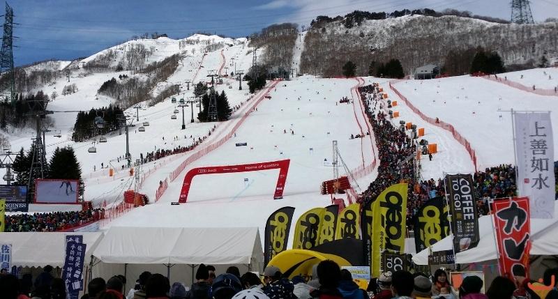 Zbog lošeg vremena otkazan slalom skijaša u Naebi