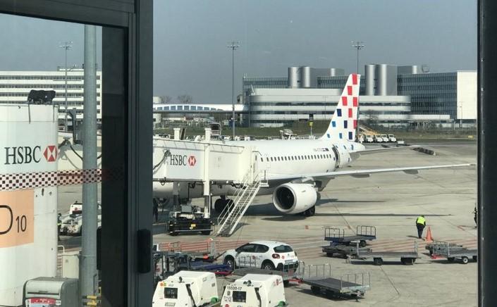 Croatia Airlines u ožujku za 56% manje putnika nego lani