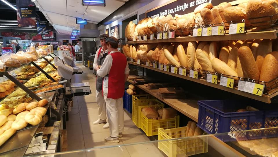 Vlada ograničila cijene brašna, mlijeka, jaja, mesa, ribe….