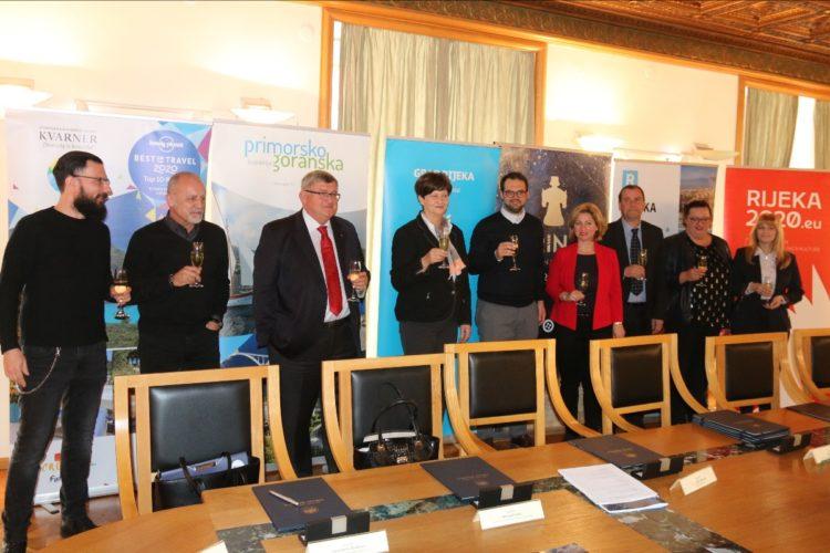 Rijeka i PORIN potpisali ugovor o suradnji