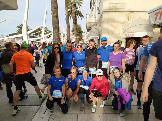 Torpedo Runnersi utrkama u Splitu i Barceloni navijestili proljeće