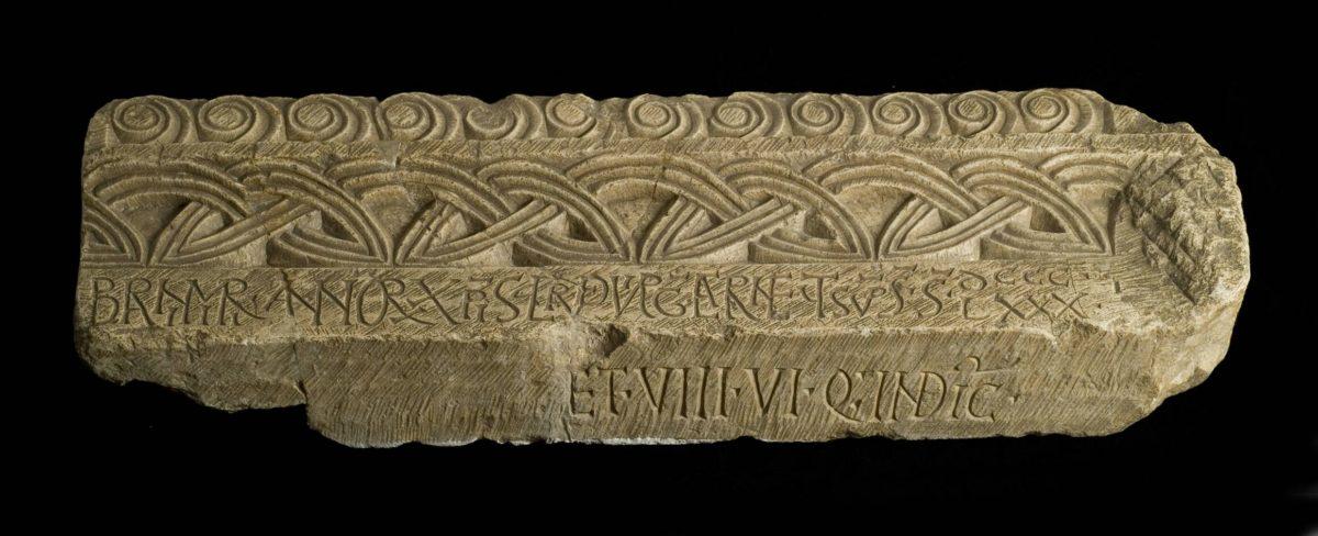 U Arheološkom muzeju u Zagrebu osiguran je tzv. Branimirov natpis