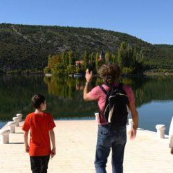NP Krka, edukacija najmlađih putem digitalnih kanala