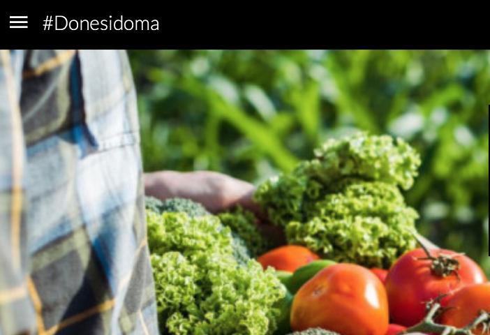 Na stolove Rovinjštine stižu domaći proizvodi lokalnih proizvođača uz on-line platformu #DONESIDOMA