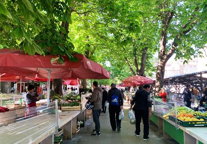 Novo radno vrijeme pulskih tržnica
