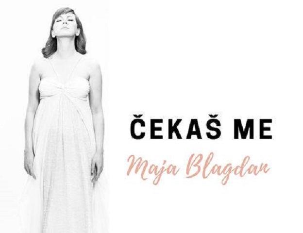 """Novi singl Maje Blagdan """"Čekaš me"""" je zvuk kojeg smo se zaželjeli!"""