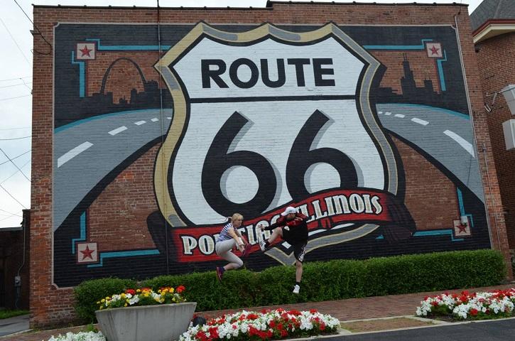 Ove srijede u 19:00 Putoholičari vas vode na Route 66 – Online putopisna druženja uz World Traveler's Bar