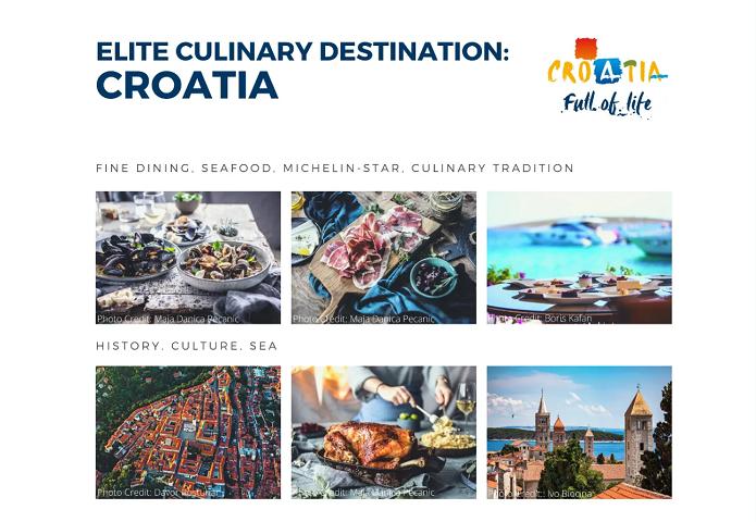 Suradnja HTZ-a i renomiranog australskog portala Chef's Pencil na promociji hrvatske gastronomije