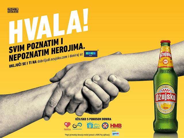 Žuja donira milijun kuna hrvatskim udrugama i inicijativama