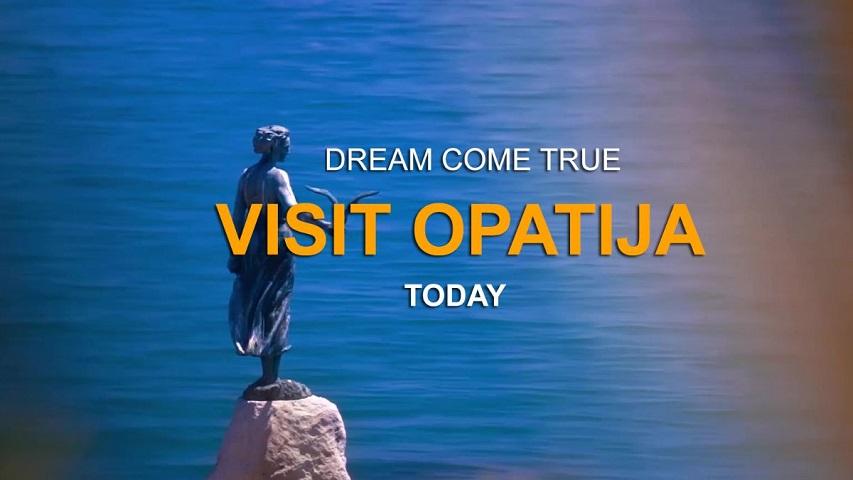 Posjetite Opatiju danas – TZG Opatija kreativnom kampanjom privlači nove posjetitelje