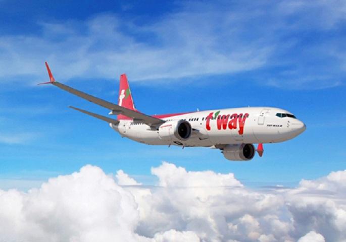 T'Way Air prvi južnokorejski niskobudžetni avioprijevoznik koji će letjeti za Hrvatsku