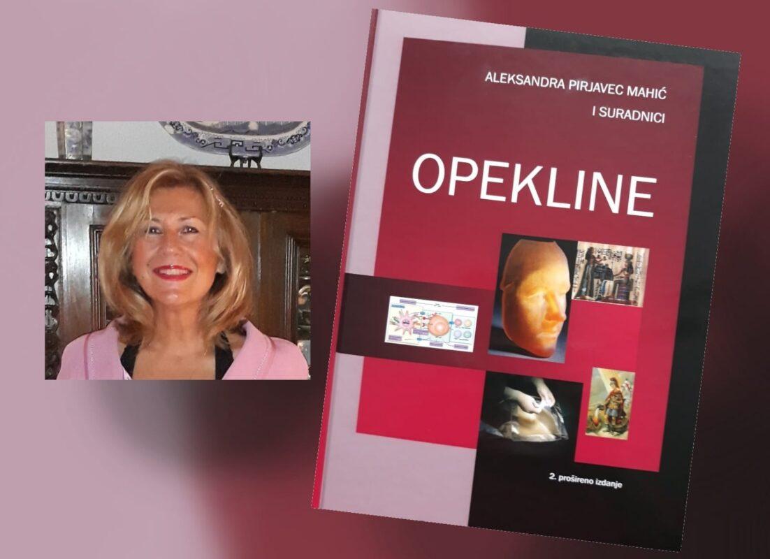 Predstavljanje knjige – OPEKLINE 2. prošireno izdanje