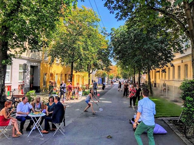 Više zelenih oaza za građane u Beču