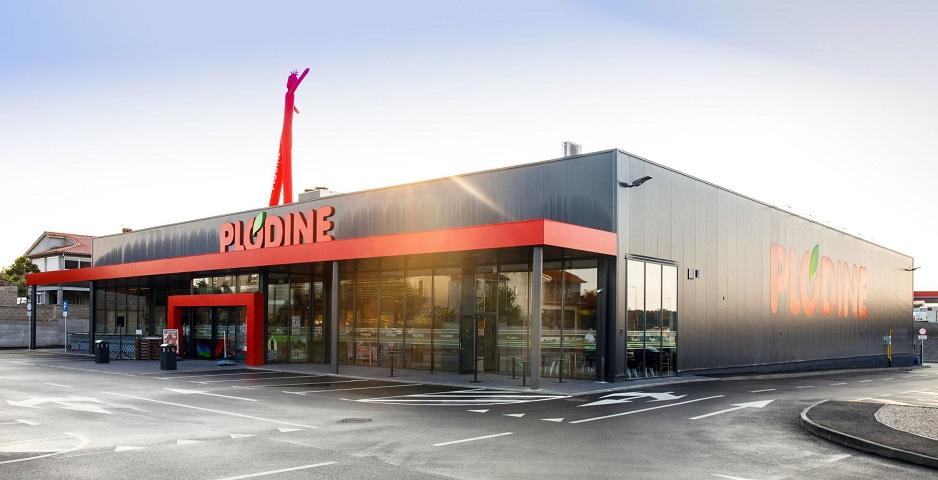U Vodnjanu otvoren 91. supermarket Plodina u Hrvatskoj.