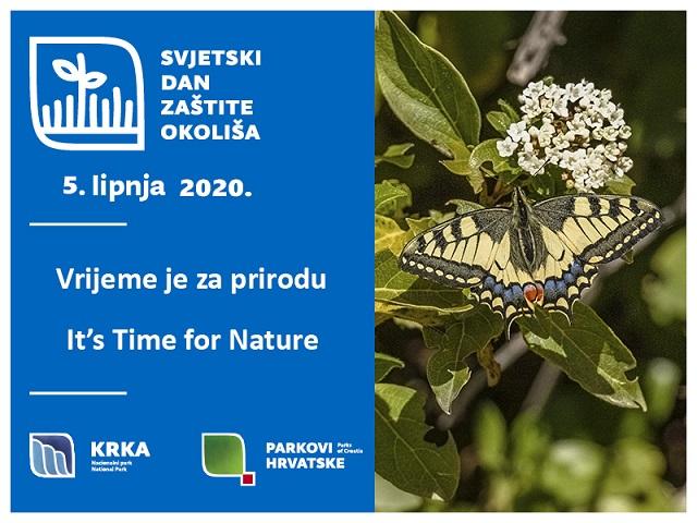 """Svjetski dan zaštite okoliša, ciklus dokumentarnih filmova Divlji svijet NP """"Krka"""""""