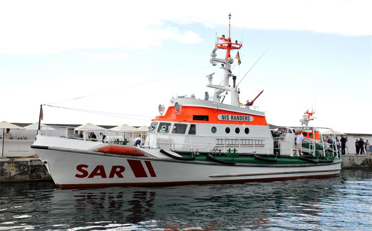 Cappelli na predstavljanju spasilačkog broda i o tijeku sezone