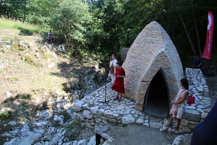 Otvoren Sanvincentijev paviljon u Lovranskoj Dragi