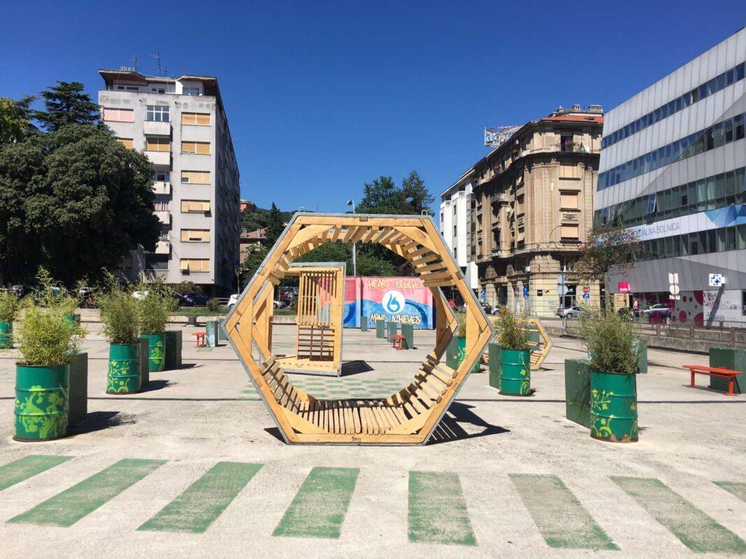 Drveni paviljoni i Rijeka 2020