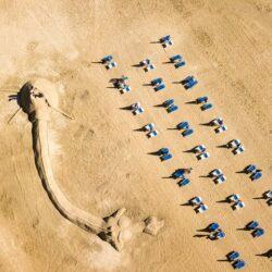 Rajska plaža u Loparu domaćin devetog Festivala skulptura u pijesku