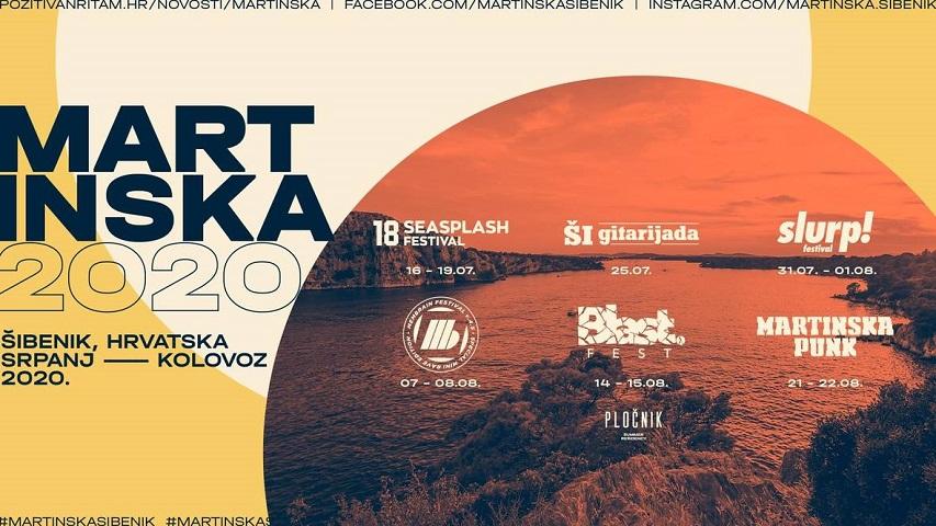 Ovaj vikend Martinsku zauzima četvrto izdanje Blast Festivala