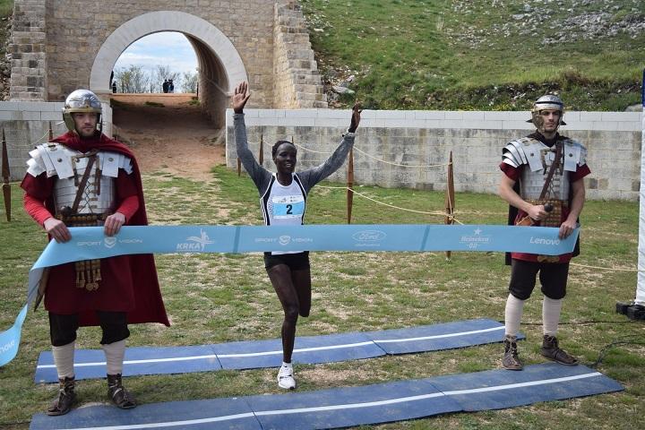 "3. Krka polumaraton – međunarodna atletska utrka kroz NP ""Krka"""