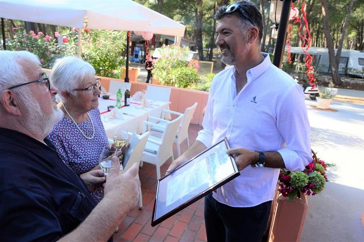 45 godina vjernosti i 60 godina braka proslavili na Lošinju
