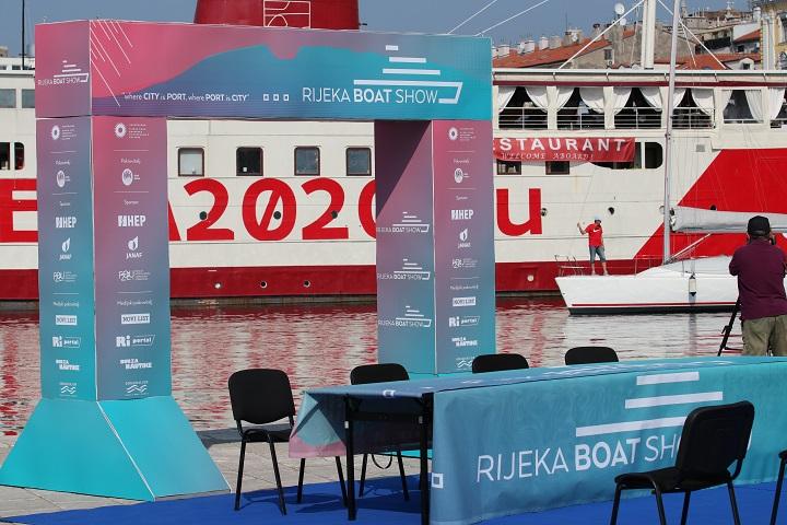 Sve je spremno za ovogodišnje izdanje Rijeka Boat Showa!
