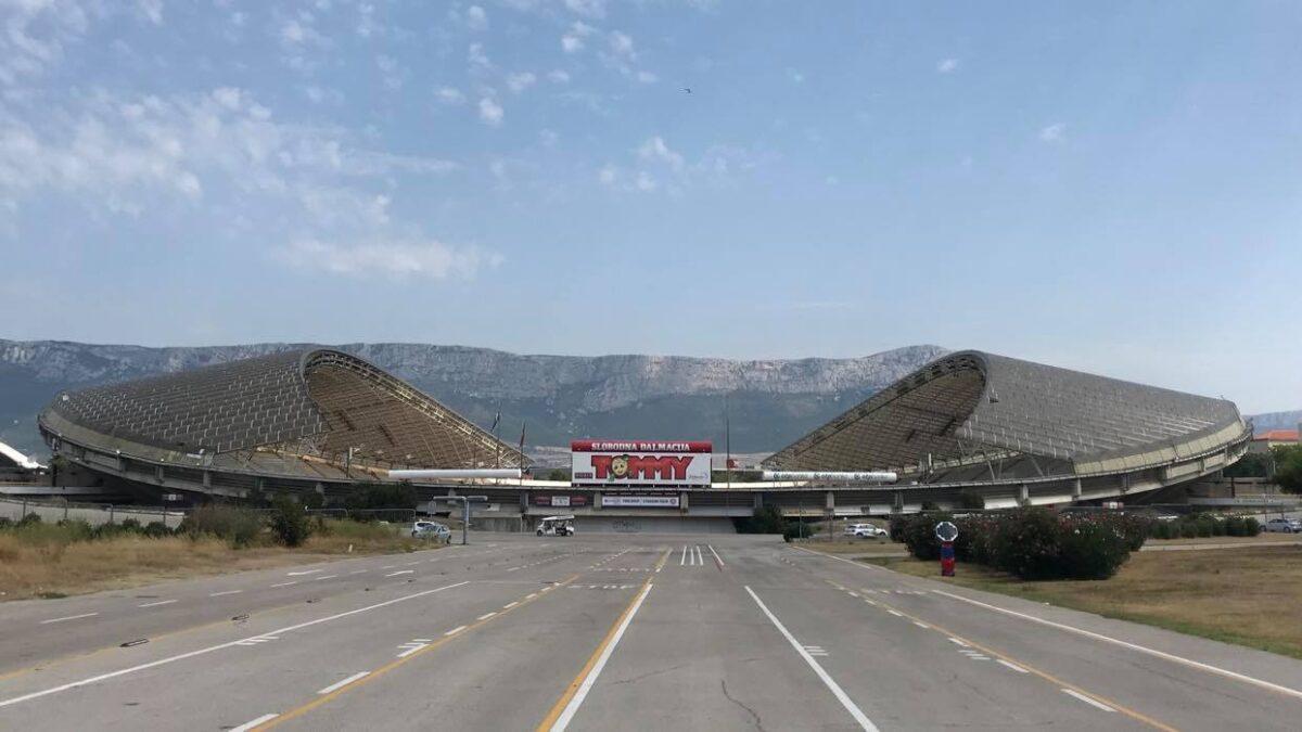 70 godina Torcide na zapuštenom stadionu…