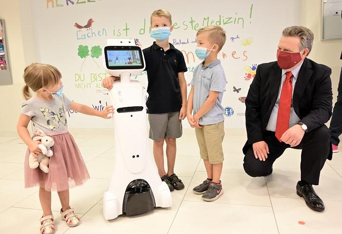 Bečka bolnica dobila 5G robote