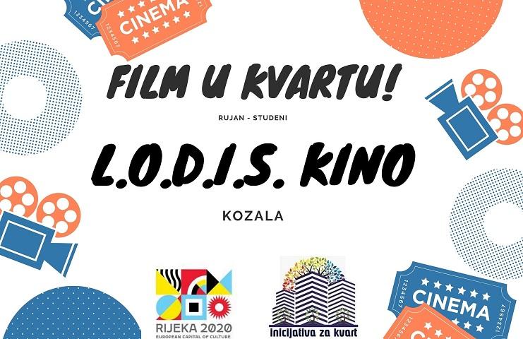 "Kozala dobiva svoje kino ""Kozala – kino Lodis"""