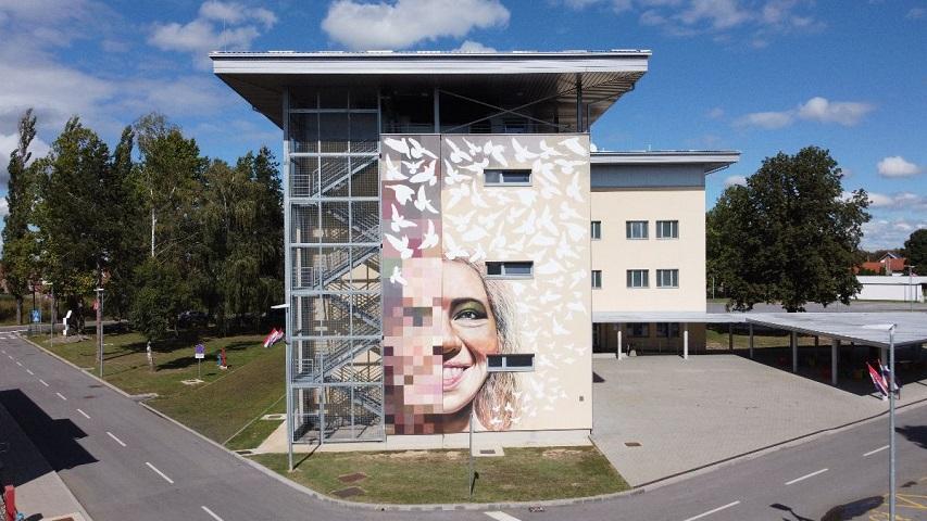 Upravo je završio 4. Vukovart – Street Art festival u Vukovaru