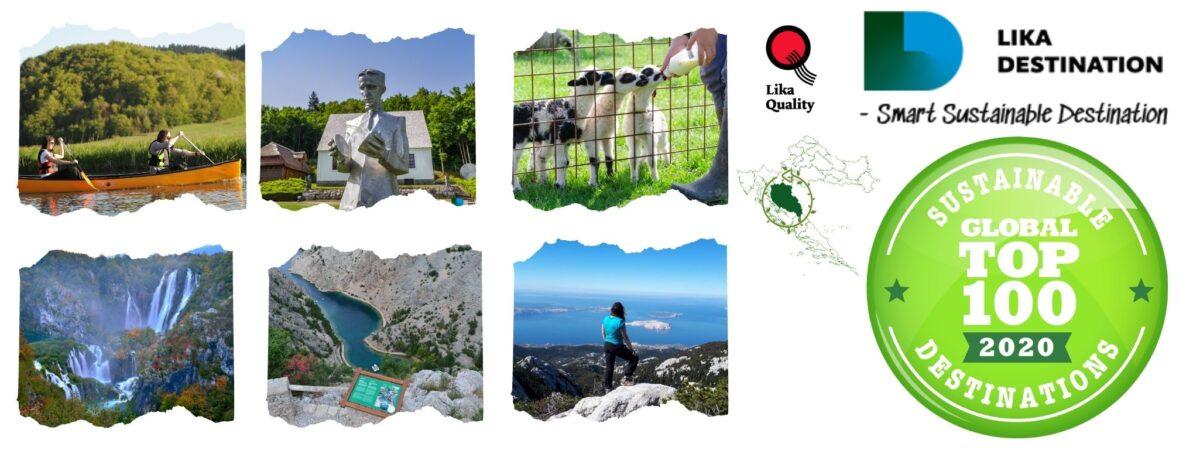 Lika uvrštena među TOP 100 svjetskih održivih zelenih destinacija