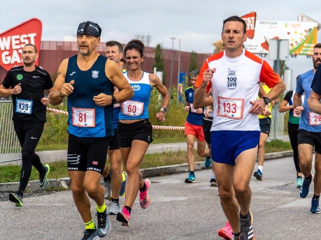 Članovi Torpedo Runnersa iskoristili možda i posljednja ovogodišnja trkačka okupljanja