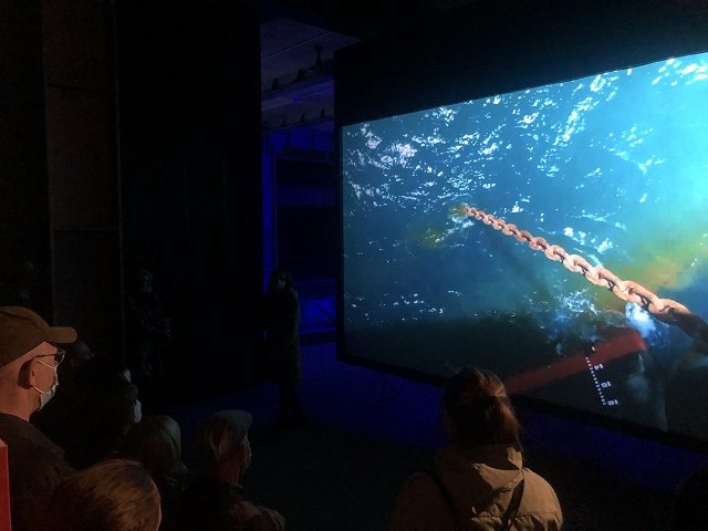 Besplatno stručno vodstvo kroz izložbu Usijano more u Exportu