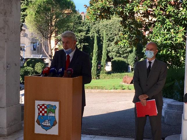 Župan Komadina izvijestio o epidemiološkoj situaciji i prijedlogu rebalansa proračuna