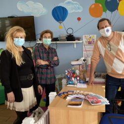 Dječja bolnica Kantrida dobila knjige autorice Ane Dudić Zubčić