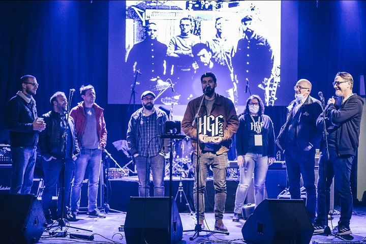 Zagrebački bend Zebas pobjednik je 24.sezone HGF-a