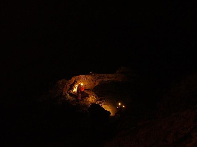NP Krka, Podzemni svijet krša: speleologija
